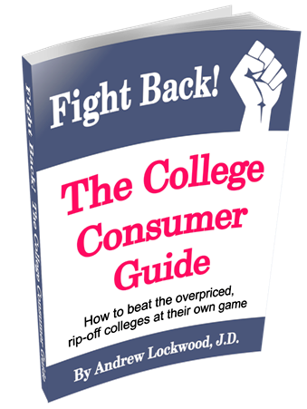 college consumer guide report cover 3D 480x538